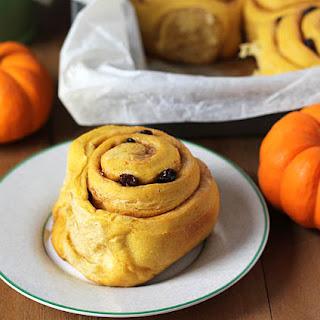 Vegan Pumpkin Roll Recipes