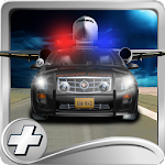 Airport Police Department 3D Icon