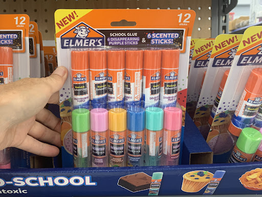 Elmer's Scented Glue Sticks 12-Count Variety Pack Just $4.47 at Walmart | In-Store & Online