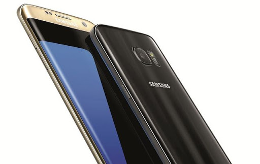 Samsung Galaxy S7 Edge. Picture: SUPPLIED