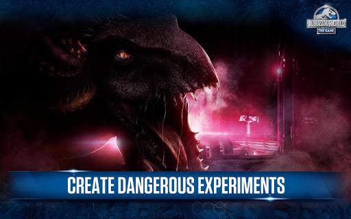 Jurassic Worldu2122: The Game 1.45.1 Screenshots 12