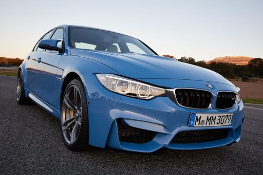 Wallpapers of the BMW M4