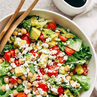 Chickpea Salad Balsamic Vinegar Recipes.