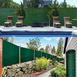 Plasa verde opaca pentru umbrire si protectie, anti raze UV, 2 metri inaltime