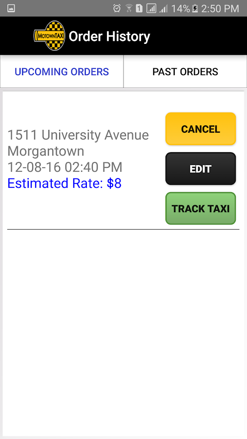 Motown Taxi- screenshot