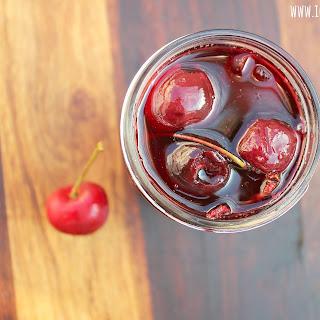 Homemade Maraschino Cherries Recipe