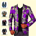African Man Latest Photo Suit Editor icon