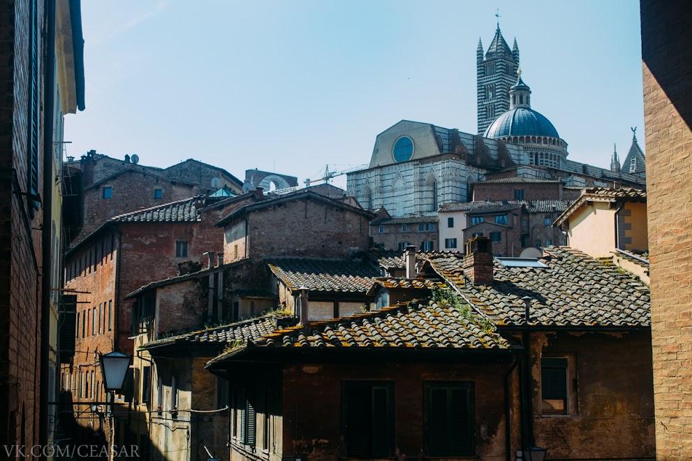 Сиена, провинция Тоскана