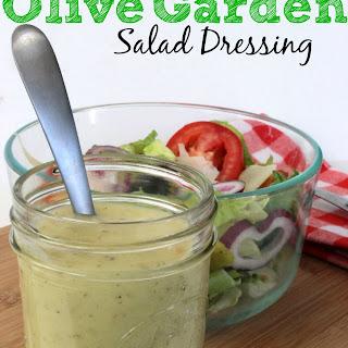 Copycat Olive Garden Dressing
