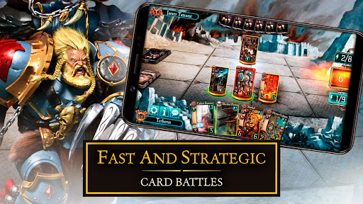 The Horus Heresy: Legions u2013 TCG card battle game 1.6.4 screenshots 5
