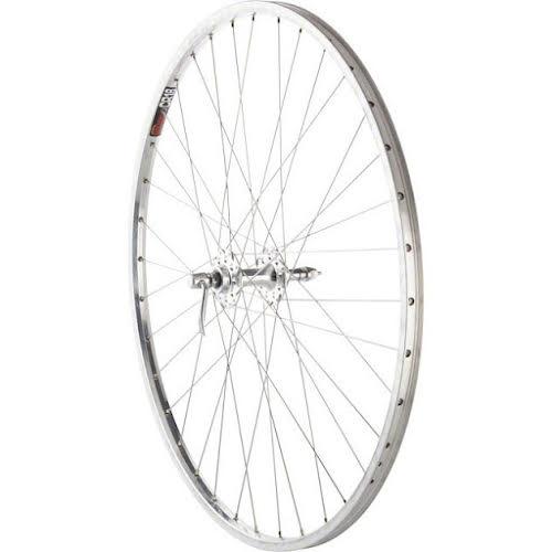 "Quality Wheels Road Rear Wheel 27"" Velo Orange Grand Cru / Sun CR18 126mm QR"
