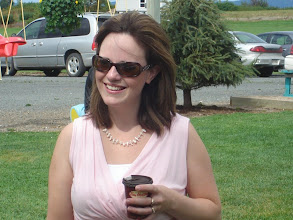 Photo: Nanette W. (happy with some Tim's java)