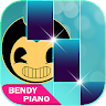 New 🎹 Bendy Piano Game 2019 apk baixar