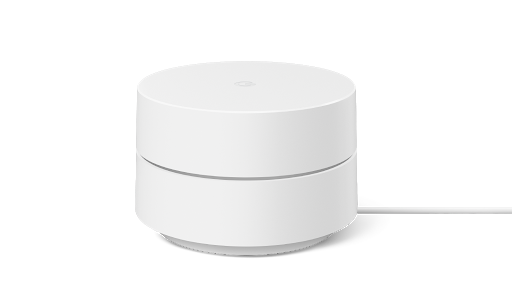 Google Wifi model that was introduced in October 2020. Google Wifi is designed with key features to help reduce its environmental impact.