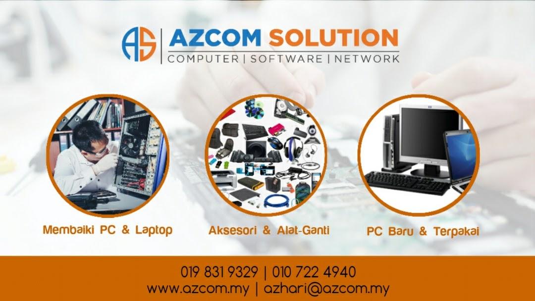Kedai Komputer Azcom Kedai Komputer Bumiputera Kulai Berhampiran Senai Menjual Membaiki Dan Menaik Taraf Pc Dan Laptop