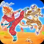 dragon saiyan battle z super goku