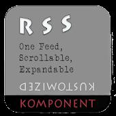 Kustom 1 feed, scroll & expand