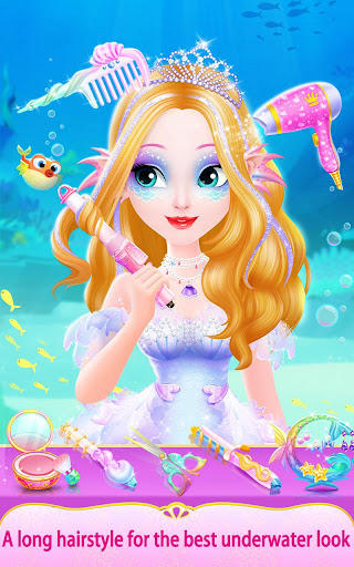 Sweet Princess Fantasy Hair Salon 1.0.6 screenshots 3