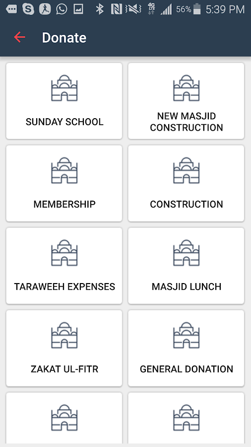 New Brunswick Islamic Center- screenshot