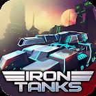 Iron Tanks: Multiplayer Panzer Spiele Kostenlos icon