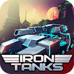 Iron Tanks: Free Multiplayer Tank Shooting Games Icon
