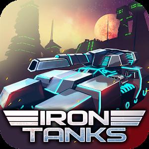 Iron Tanks: Jogos de Tanques Multiplayer Grátis