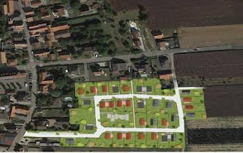 Terrain à bâtir 405 m2