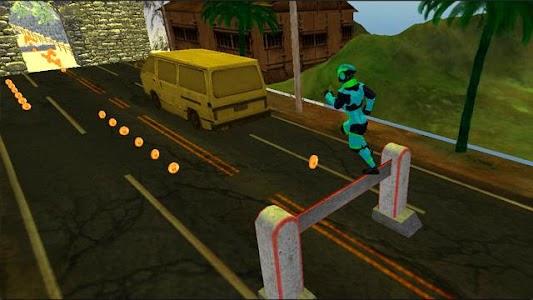 Robo Runner Game screenshot 0