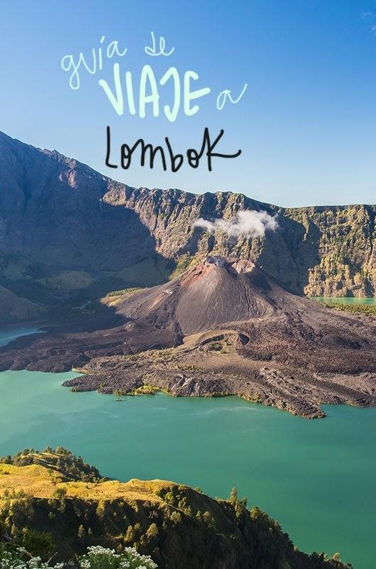guía de viaje a Lombok