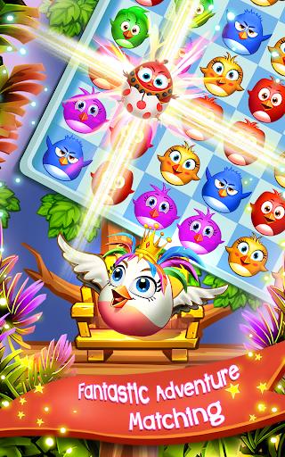 Birds Pop Mania: Match 3 Games Free android2mod screenshots 11