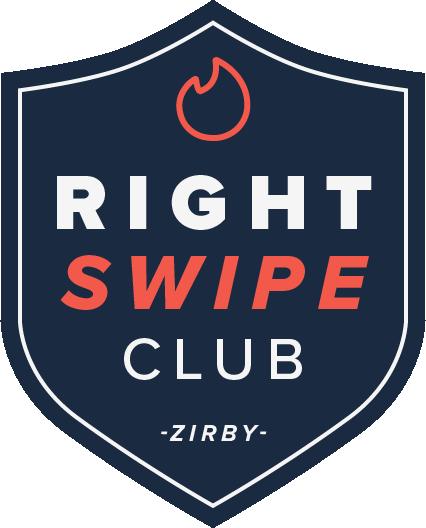 Right Swipe Club   Zirby