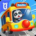 Baby Panda's School Bus icon