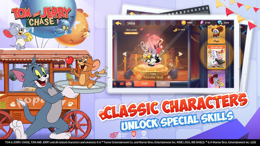 Tom and Jerry: Chase 5.3.8 Screenshots 3
