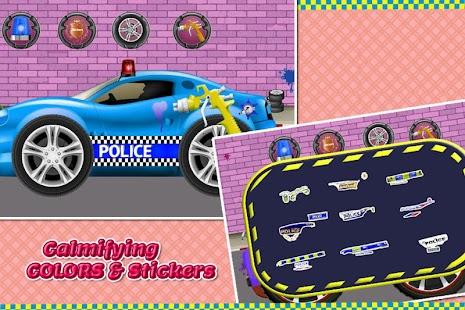 la police de lavage de voiture – applications android sur google play