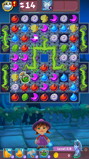 BeSwitched Match 3 - screenshot