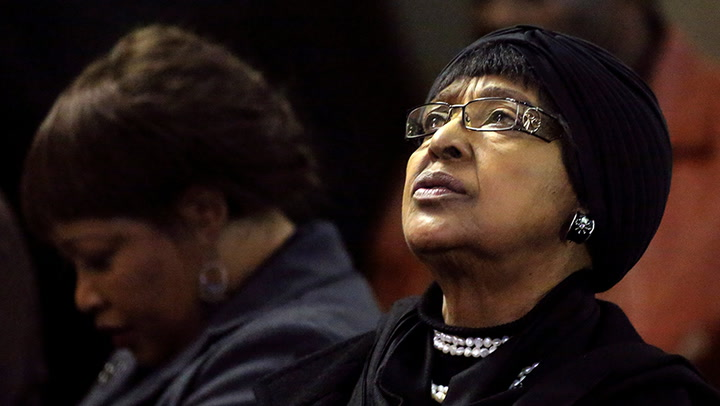Winnie Madikizela-Mandela' a stalwart in the fight against apartheid' died on Monday April 2 2018 in Johannesburg. Picture: SUPPLIED