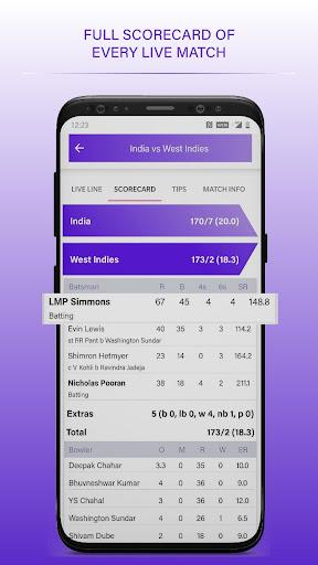 Diamond Exchange Cricket Live Line  screenshots 3