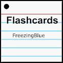 FreezingBlue Flashcards icon