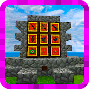 Island Wars v2.0 map for MCPE APK Descargar