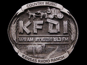 Photo: KFDI...a Wichita heritage about country music.  An INSTITUTION.