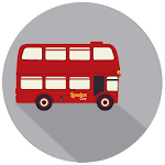 Driver Bus Game Icon
