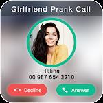 Girlfriend Call Prank Icon