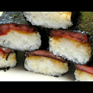 SPAM Musubi - Hawaiian Musubi - How to make SPAM Musubi.