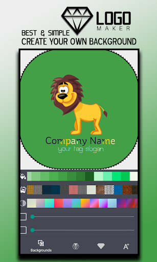 Screenshot for Logo Maker Free Pro in United States Play Store