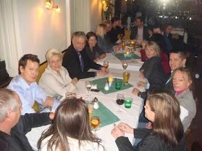 Photo: Beginn mit dem 1. wöchentlichen Montagsstammtisch 2011 am 10.1.2011