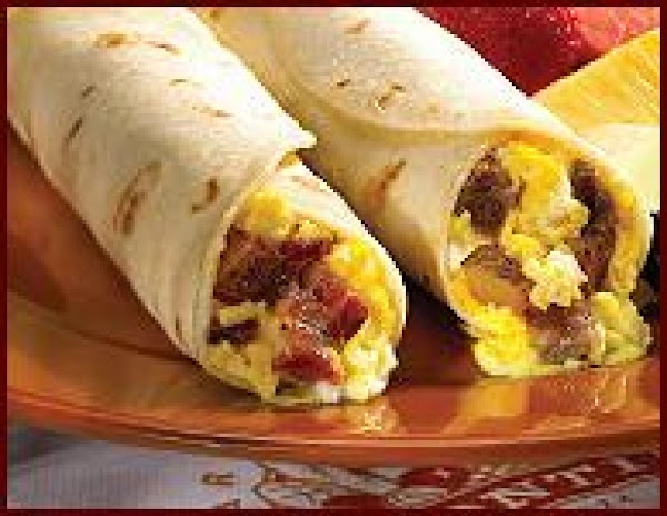 Sausage And Egg Breakfast Tacos Recipe
