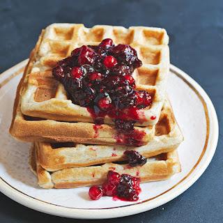 The Best Belgian Waffles Ever