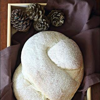Krendel - Pretzel Shaped Russian/ Ukrainian Fruit Filled Bread Recipe