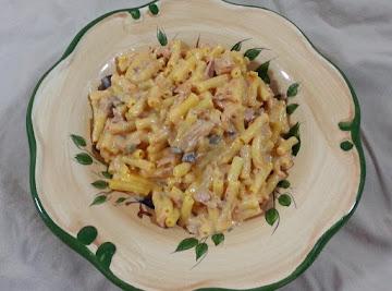 Poor Man's Tuna Noodle Casserole Recipe