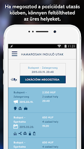 Motar ridesharing screenshot 4